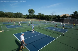 Rossford Courts Post Conversion 6 courts- Courts are full!