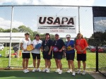 Gold Medal Winners Susan DeAngelis & Liz Sepeda
