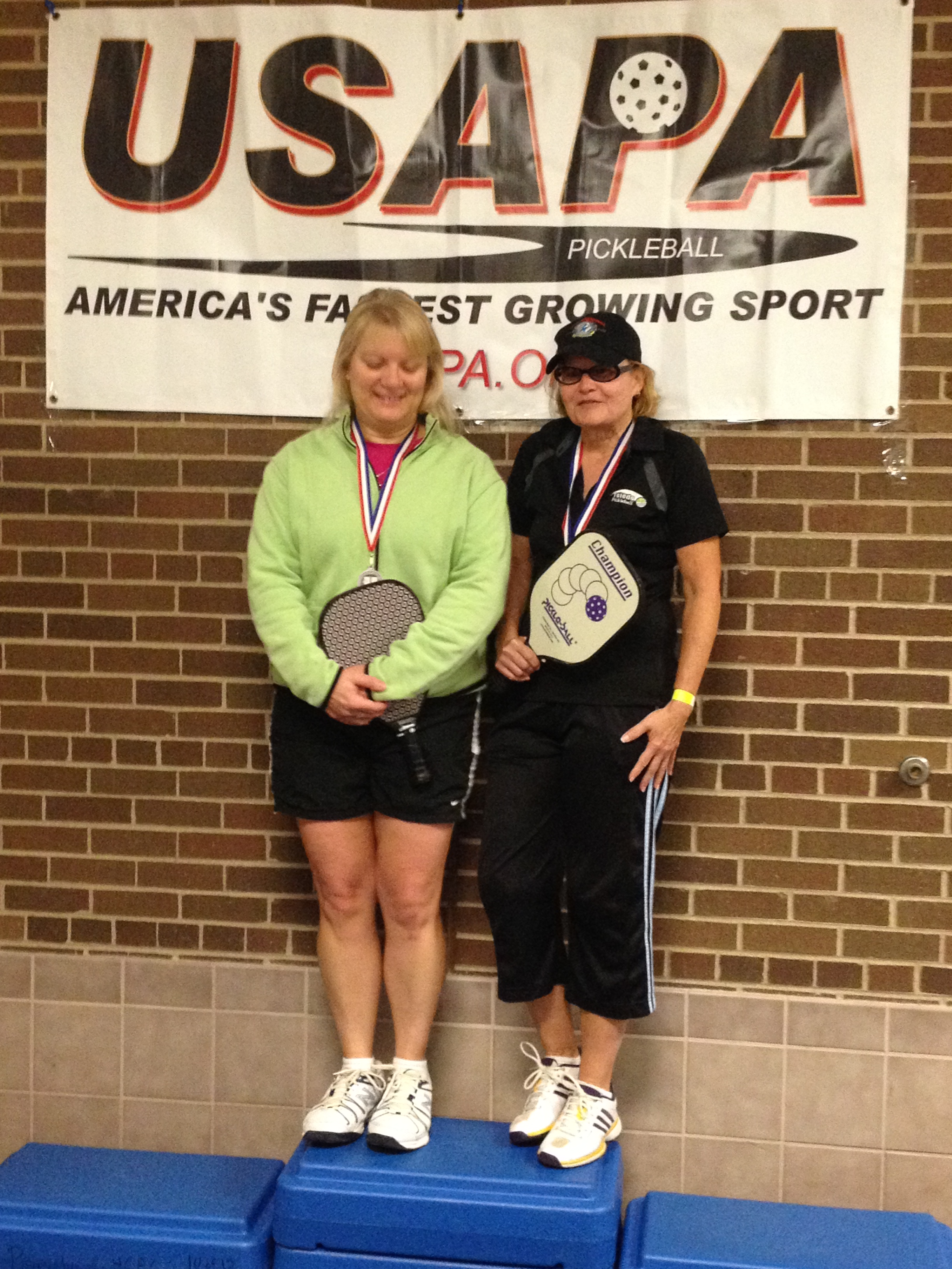 2013 Hartland Age Level Tournament Results – Pickleball is