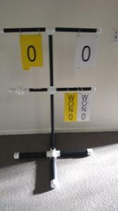 RefereeZe Scoring Stand