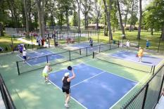 Holland Pickleball Club Courts, Strawberry Acres Park
