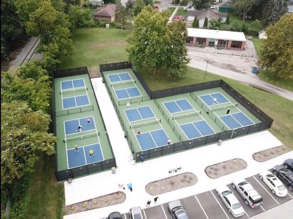 sylvania new courts 2018